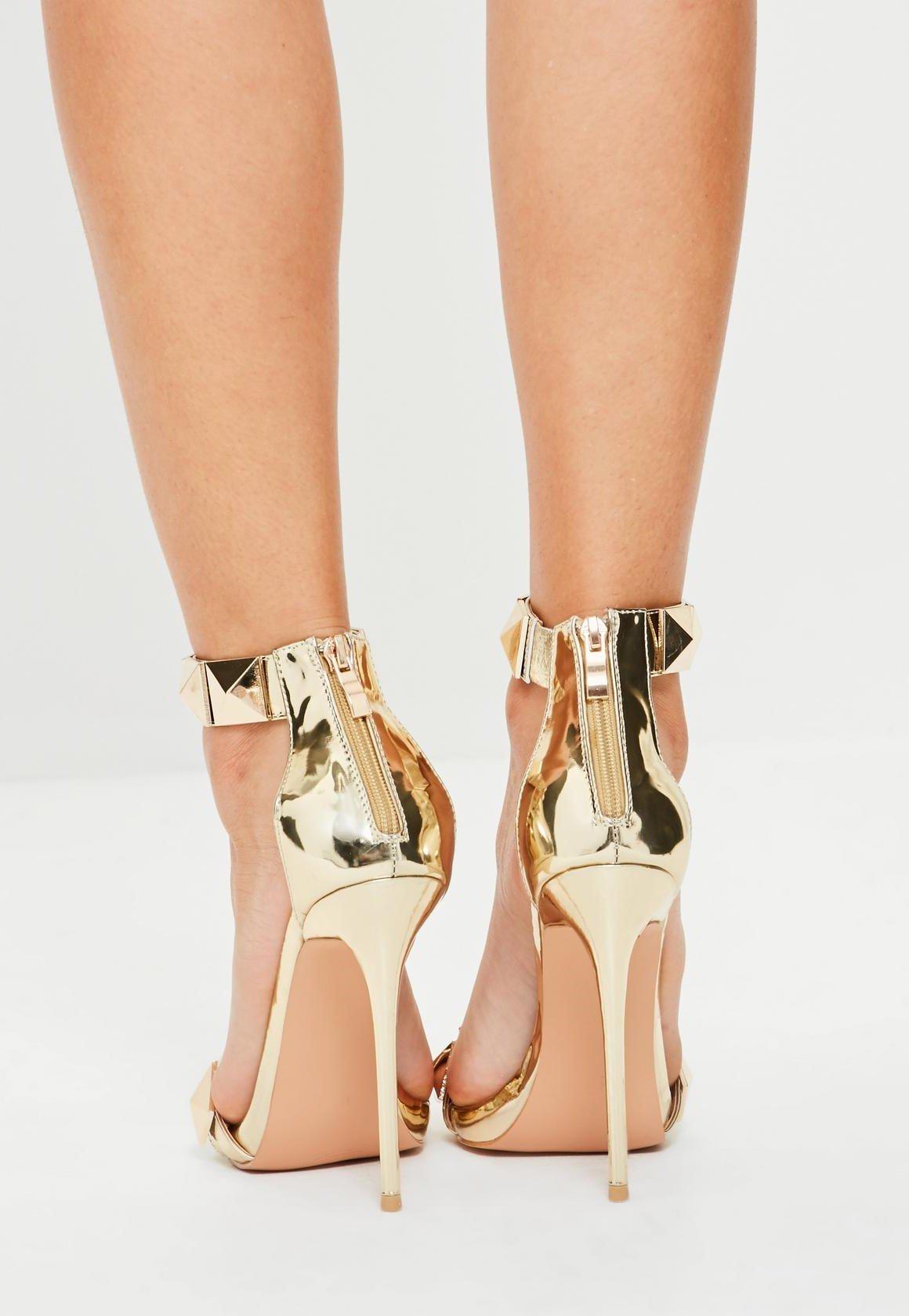Златни сандали EGYPT